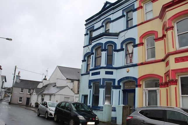 Thumbnail End terrace house for sale in Atholl Street, Peel, Peel, Isle Of Man
