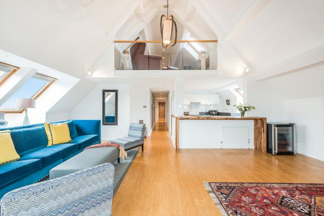 Thumbnail Flat for sale in Watermans Quay, William Morris Way, London