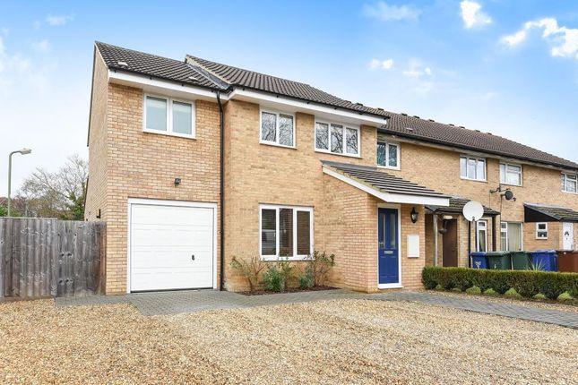 Thumbnail Semi-detached house to rent in Partridge Place, Kidlington
