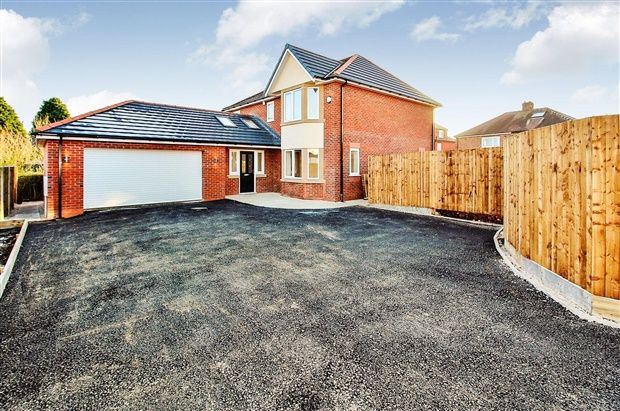 Thumbnail Property for sale in Giller Drive, Preston