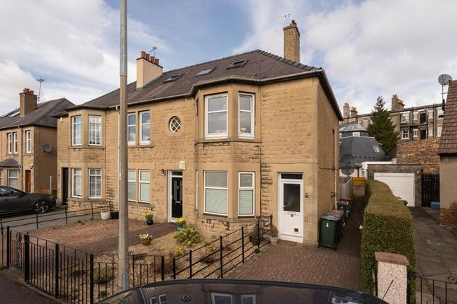 Thumbnail Maisonette for sale in 4 Featherhall Grove, Edinburgh