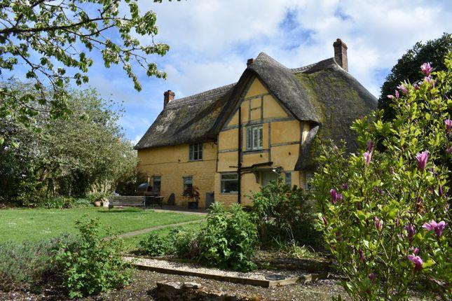 Thumbnail Detached house for sale in Castlemans Lane, Hinton St. Mary, Sturminster Newton