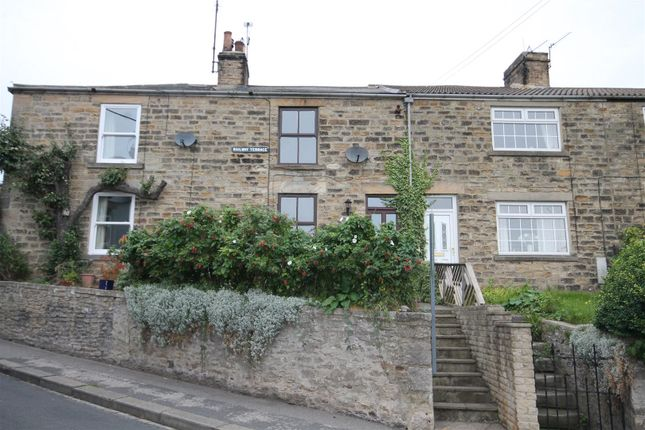 Thumbnail Terraced house for sale in Railway Terrace, Witton Le Wear, Bishop Auckland
