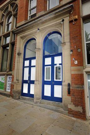Thumbnail Restaurant/cafe to let in Gothic House Basement, Barker Gate, Nottingham