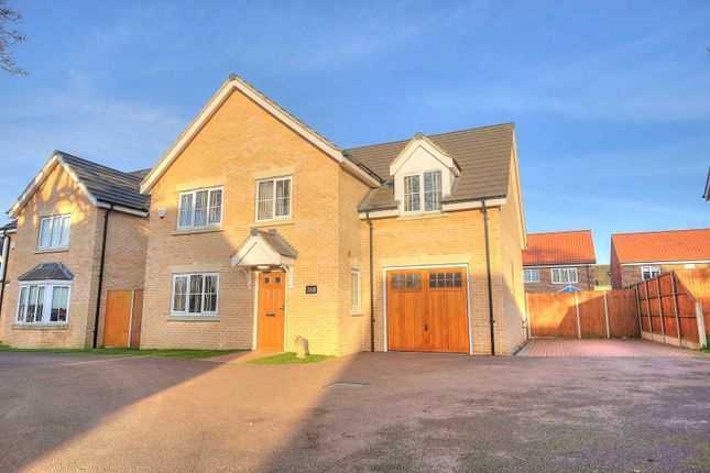 Thumbnail Detached house for sale in Oulton Road North, Lowestoft