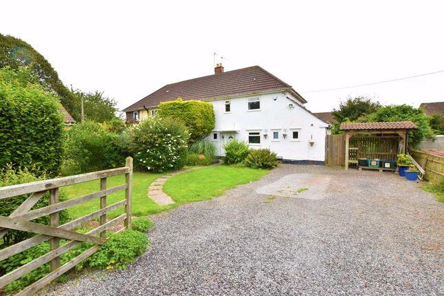 Thumbnail Semi-detached house for sale in Fenswood Road, Long Ashton, Bristol