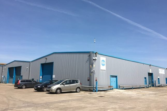 Thumbnail Industrial to let in Unit 15, Newport Business Centre, Newport