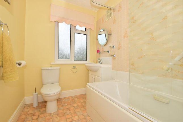 Bathroom of Shaws Way, Rochester, Kent ME1