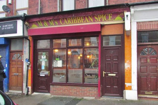 Thumbnail Restaurant/cafe for sale in 127 Stamford Street, Stretford