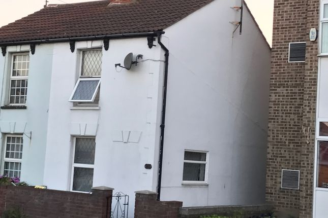 Thumbnail Semi-detached house to rent in Old Road, Clacton-On-Sea
