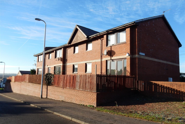 Thumbnail Flat to rent in Dale Court, Wishaw
