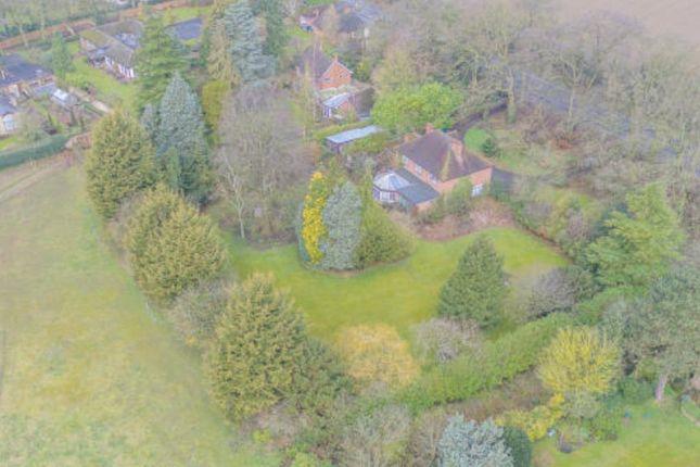 Aerial Side of Cambridge Road, Abington, Cambridge CB21