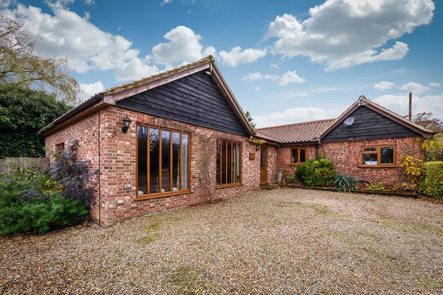 Thumbnail Detached bungalow to rent in Southburgh, Thetford
