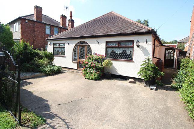 Thumbnail Detached bungalow for sale in Stanton Road, Sandiacre, Nottingham