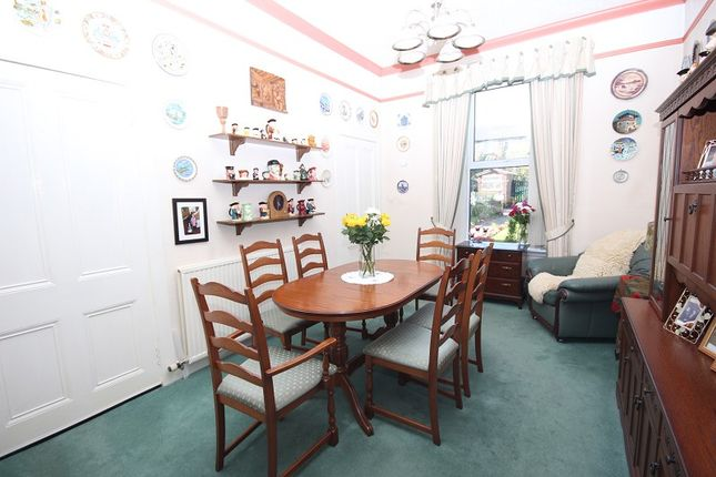 Dining Room of 25 Charles Street, Crown, Inverness IV2