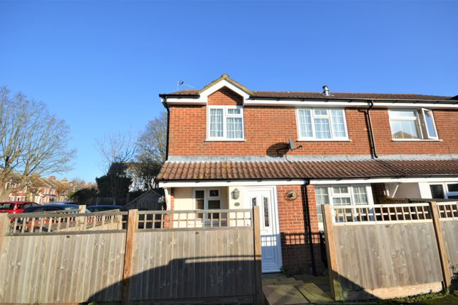 2 bed semi-detached house for sale in Newbury Close, Cheriton, Folkestone CT20