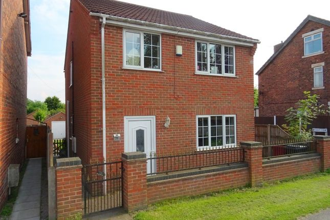 Thumbnail Detached house for sale in The Common, South Normanton, Alfreton