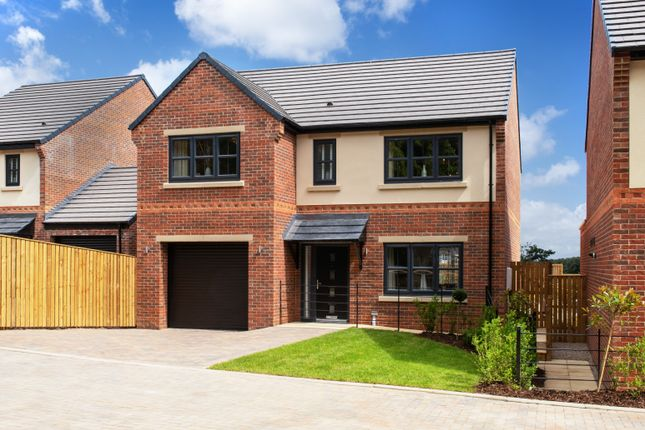 Thumbnail Detached house for sale in Off Durham Road, Thorpe Thewles
