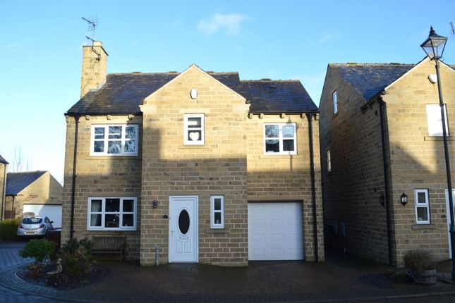 Thumbnail Detached house for sale in Church Forge, South Kirkby, Pontefract