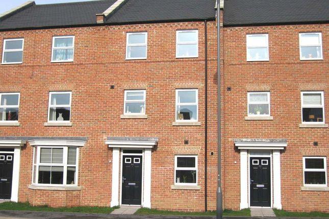 Thumbnail Town house to rent in Clarkson Court, Malpas Road, Northallerton