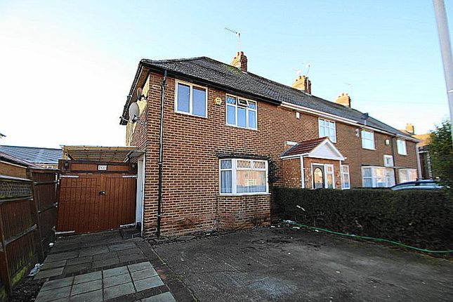 Thumbnail End terrace house for sale in Birchway, Hayes, Middlesex