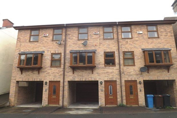 Thumbnail Town house to rent in Kendal Road, Sheffield