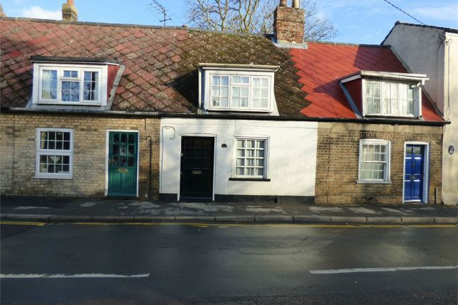 Thumbnail Cottage for sale in High Street, Somersham, Cambridgeshire