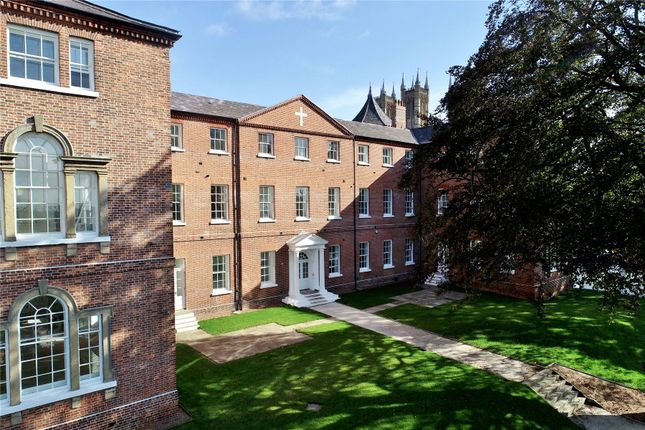 Thumbnail Flat for sale in Wordsworth Street, Lincoln