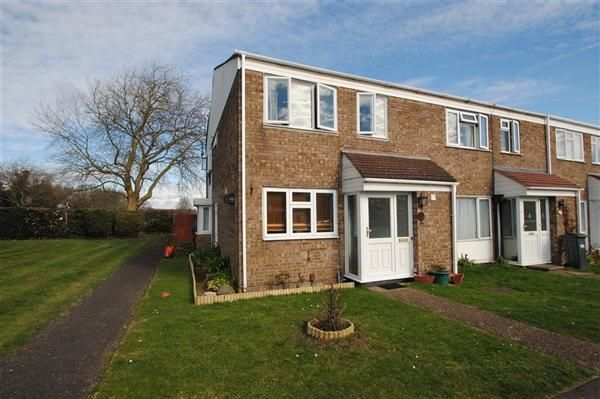 Thumbnail End terrace house for sale in Nursery Close, Feltham