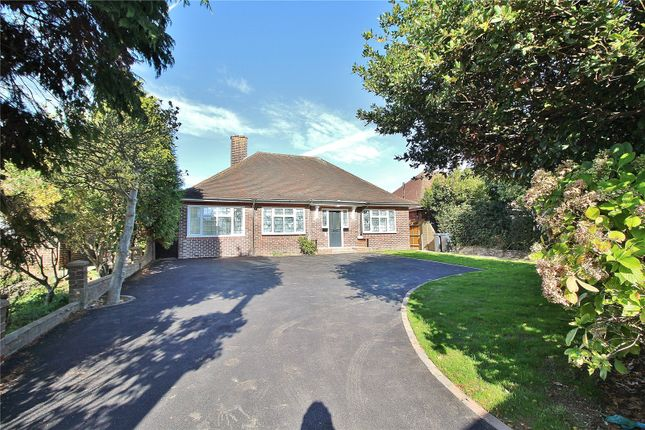 Thumbnail Bungalow for sale in Littlehampton Road, Worthing, West Sussex
