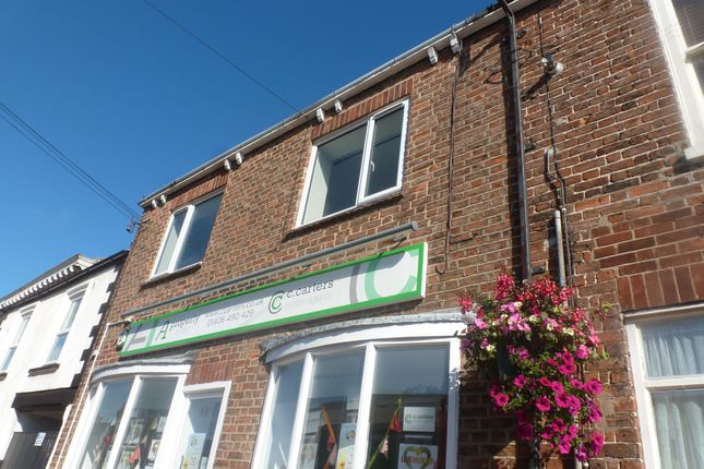 Thumbnail Flat to rent in High Street, Holbeach, Spalding
