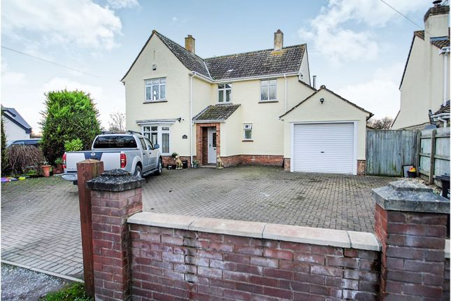Thumbnail Detached house for sale in 1 Church Road, East Huntspill