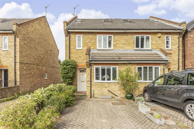 Thumbnail Semi-detached house for sale in Atbara Road, Teddington