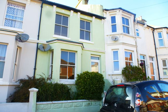 Thumbnail Terraced house for sale in Grove Road, Hastings