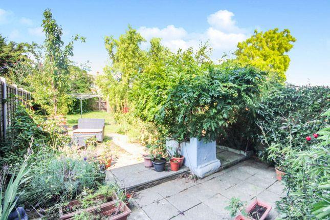 Garden of Blyth Avenue, Shoeburyness SS3