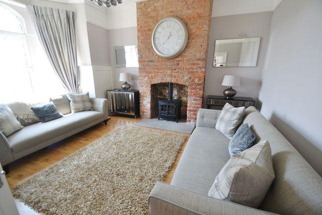 Thumbnail Semi-detached house for sale in Eastfield Villas, Askern, Doncaster