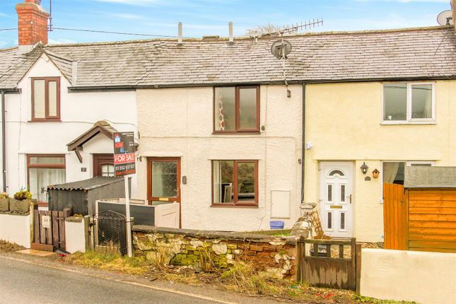 Thumbnail Terraced house for sale in Penrhos, Bryneglwys, Corwen