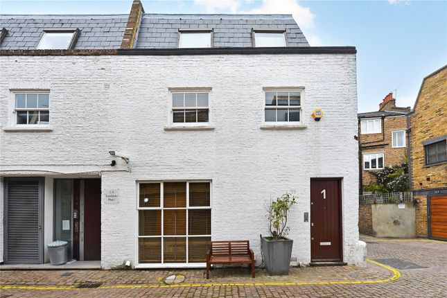 Thumbnail Mews house for sale in Lambton Place, London