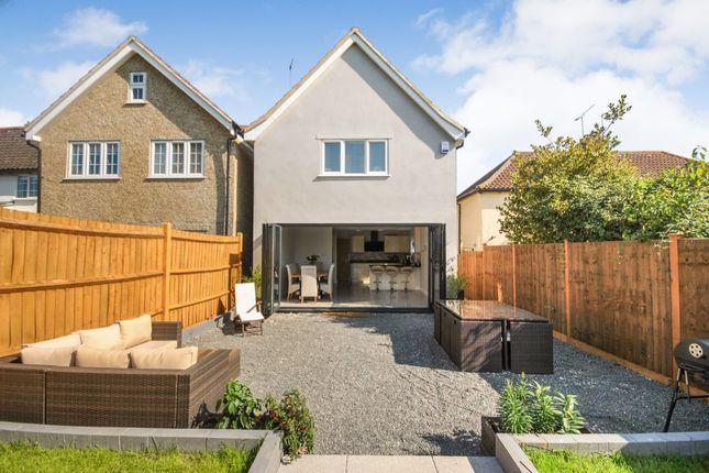 Thumbnail Semi-detached house for sale in West Road, Sawbridgeworth