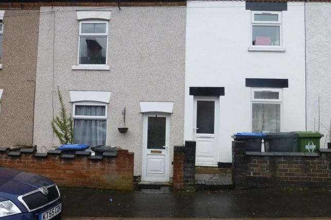 Thumbnail Terraced house to rent in New Street, Rugby