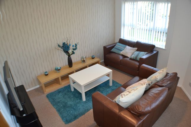 Thumbnail Flat to rent in Princess Gardens, Liverpool