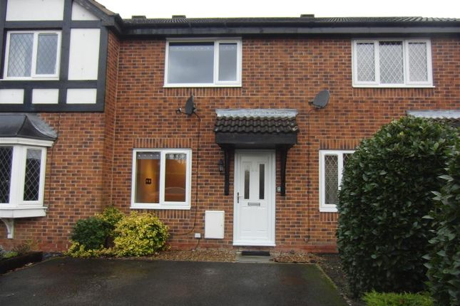 Thumbnail Terraced house to rent in Pinders Green Drive, Methley, Leeds
