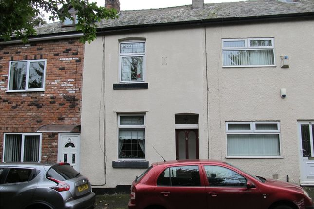 Thumbnail Terraced house to rent in Stanley Street, Whitefield, Manchester