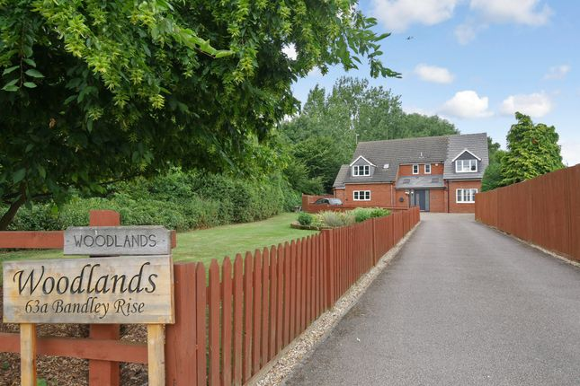 Thumbnail Detached house for sale in Bandley Rise, Stevenage