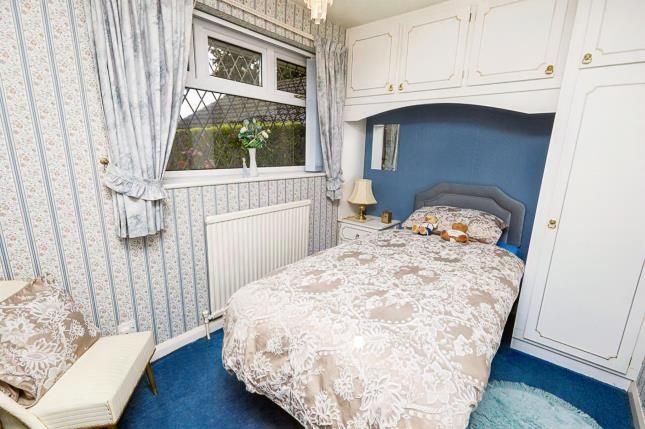 Bedroom Two of Swanmore Road, Littleover, Derby, Derbyshire DE23