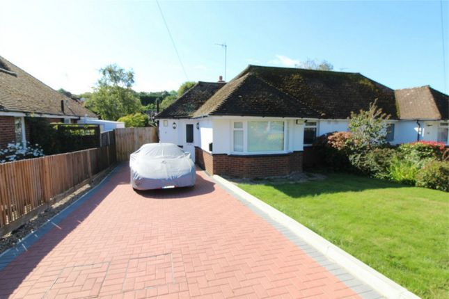 Thumbnail Semi-detached bungalow for sale in Church Vale Road, Bexhill On Sea, East Sussex