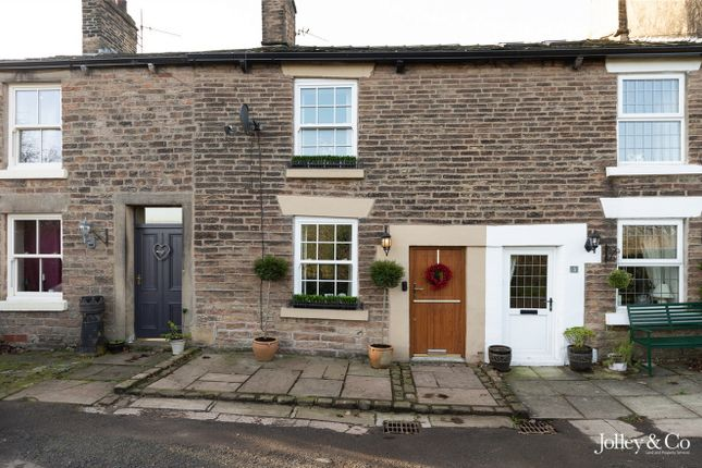 Thumbnail Terraced house for sale in 2 Turf Lea Road, Marple, Stockport, Cheshire