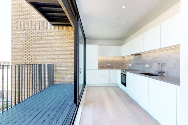 Thumbnail Flat for sale in Admiralty, N Woolwich Road