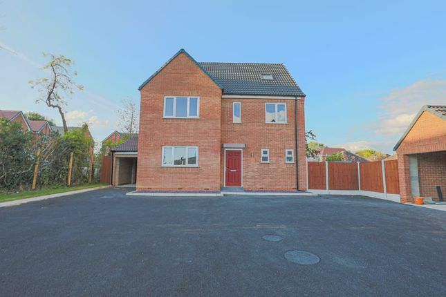 Thumbnail Detached house for sale in Plot 8 Loscoe, Denby Lane, Heanor