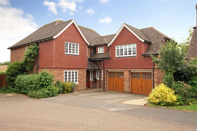 Thumbnail Detached house for sale in Horseshoe Drive, 'staunton's Hill', Over, Gloucester